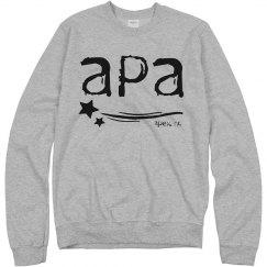 Adult Unisex Sweatshirt APA