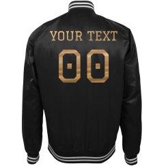 Custom Name/Number