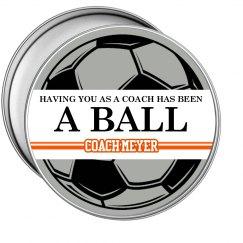 Custom Coach's Gift