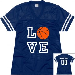 Player Love Basketball