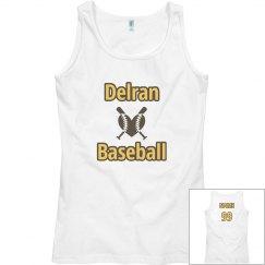 Delran Baseball Tank
