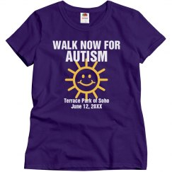 Walk Now For Autism