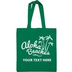 Custom Beach Vacation Aloha Beaches