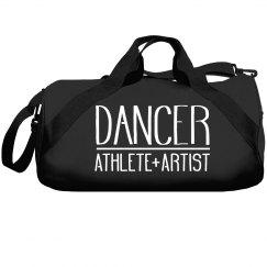 Customizable Dance Studio Bags