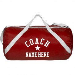 Custom Name Coach Star