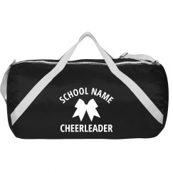 Custom School Cheerleader Fashion