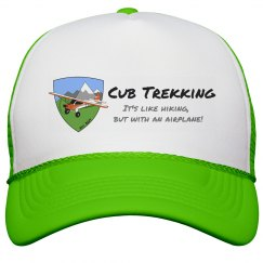 Neon Truckers Hat