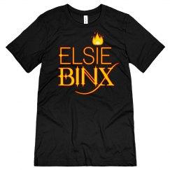 electric binx unisex tee