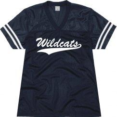 New hamisphere wildcats shirt.