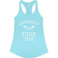 Lacrosse Custom Tank