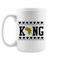 African King Mug