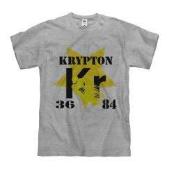 Black & Gold Krypton