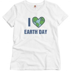 I Heart Earth Day