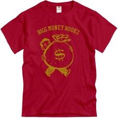 Bigg money Bookz design 2 red
