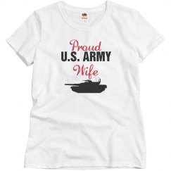 Proud U.S. Army Wife