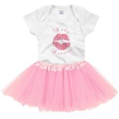 Baby Beautee Tutu - Pink