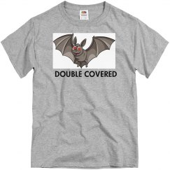 Double Covered Unisex T-Shirt