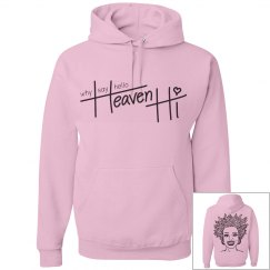 Hvn Hi S pink, blue, grey, white
