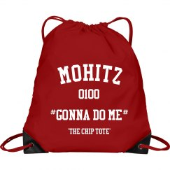 The #GonnaDoMe Chip Tote