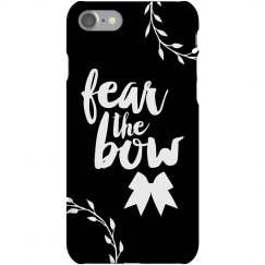 Fear The Bow Cheer Case
