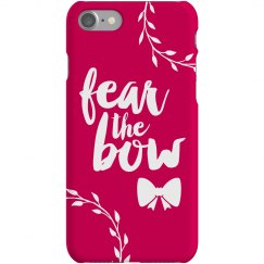 Fear The Bow Cheer Phone Case