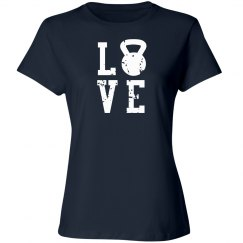Love That Kettle Bell