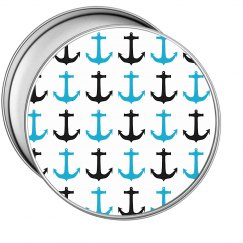 Blue Anchor Pattern