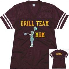Drill Team Mom Jersey