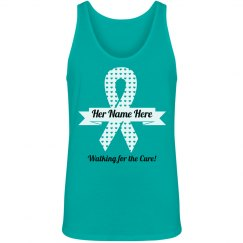 Ovarian Cancer Walk Tank