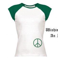 Wishing You Irish Peace