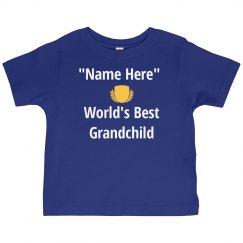 Best grandchild