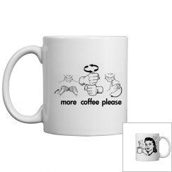 ASL More Coffee Please