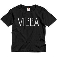 Youth Villa Title Logo Tee