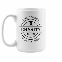 Custom Charity Mugs