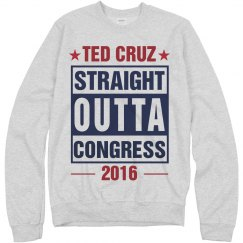 Ted Cruz Straight Outta 2016
