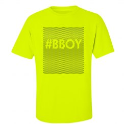 BBoy Dance Shirt neon