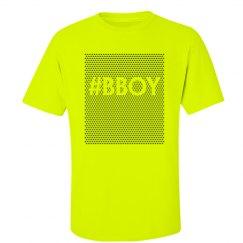 BBoy Dance Shirt neon