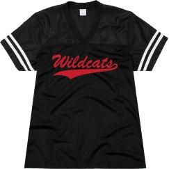Walnut wildcats shirt.