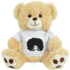 Curly Teddy