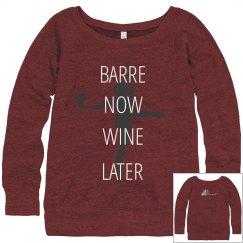 Barre Wine