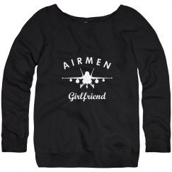 Air Force Girlfriend Sweater