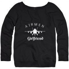 Air Force Girlfriend Sweater