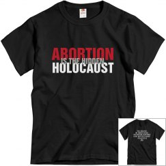 Abortion Is The Hidden Holocaust