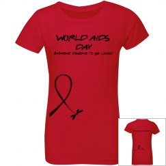 World AIDS Day Supporter