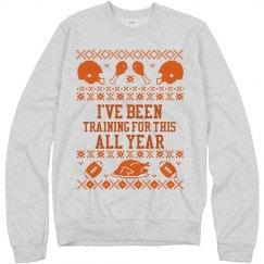 My Training Sweater