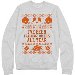 My Training Sweater
