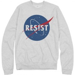 Resist & March For Science Nasa