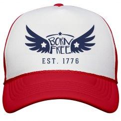 Est. 1776 July Fourth Hat