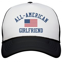All-American Matching Couple Hat