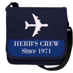 Herb's Crew bag